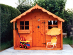 Claire's Cottage Playhouse