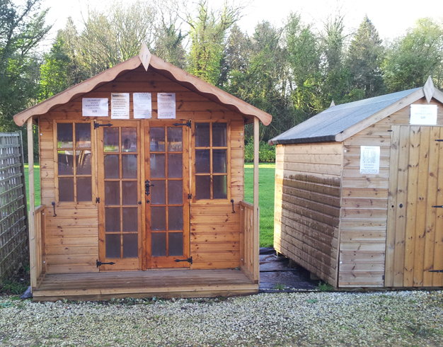 Garden centre derbyshire nottinghamshire leicestershire - Garden sheds nottingham ...