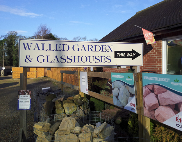 Donington Nurseries, Castle Donington, Derby DE74