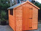 Sheds, Stores and Garages