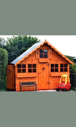 playhouses, Donington Nurseries, Derby DE74