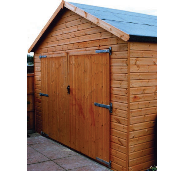 Heavy Duty Garage New Brochure