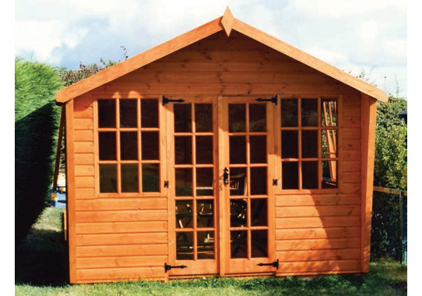 Laughton Wing Cabin New Brochure